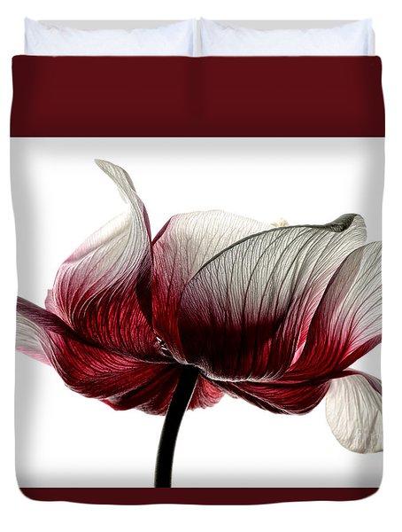 Anemone Duvet Cover by Mark Johnson
