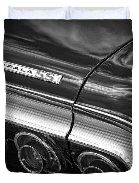 1964 Chevrolet Impala SS Duvet Cover by Gordon Dean II