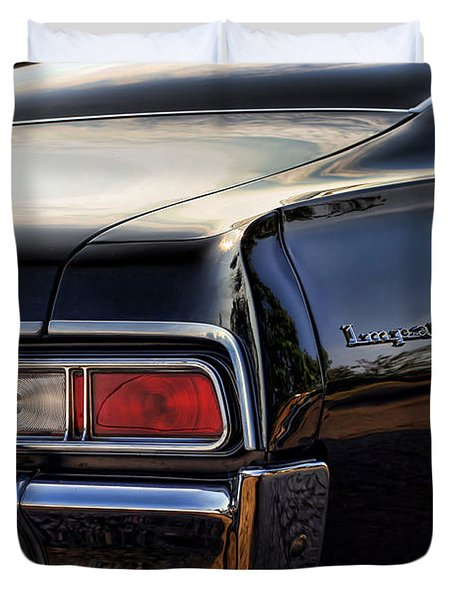 1967 Chevy Impala SS Duvet Cover by Gordon Dean II