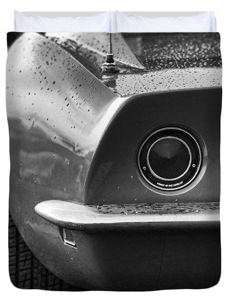 1969 Chevrolet Corvette Stingray Duvet Cover by Gordon Dean II
