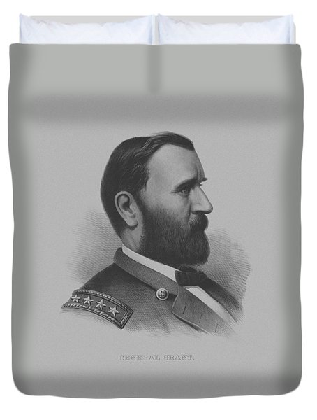 General Grant Duvet Cover by War Is Hell Store