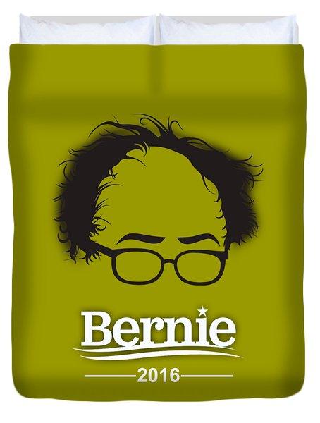 Bernie Sanders Duvet Cover by Marvin Blaine