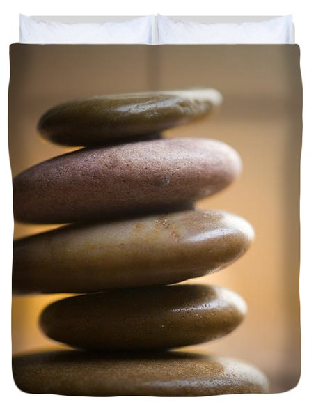 Wellness Duvet Cover by Kati Molin