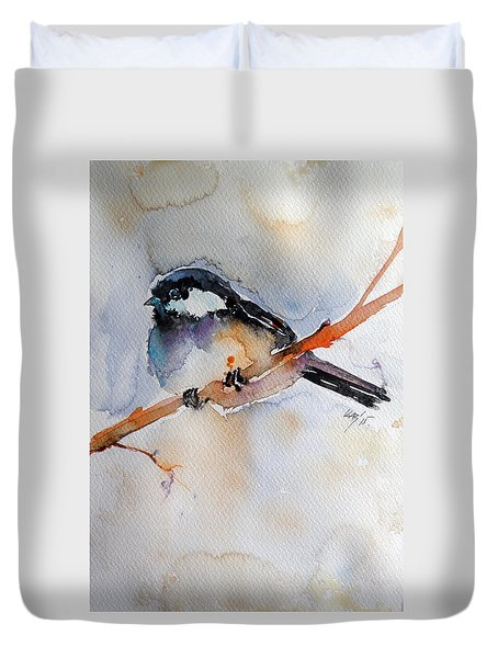 Bird Duvet Cover by Kovacs Anna Brigitta