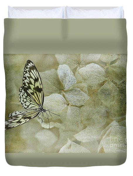 A Lighter Touch Duvet Cover by Lois Bryan