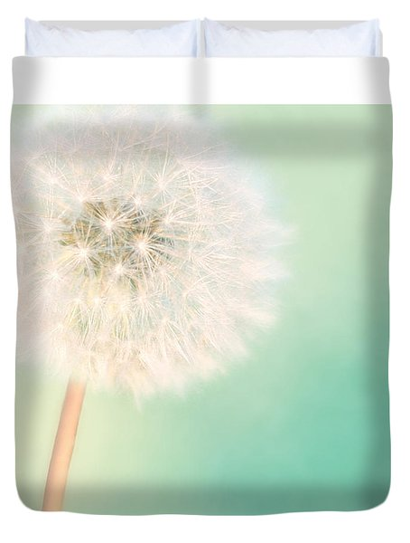 A Single Wish II Duvet Cover by Amy Tyler