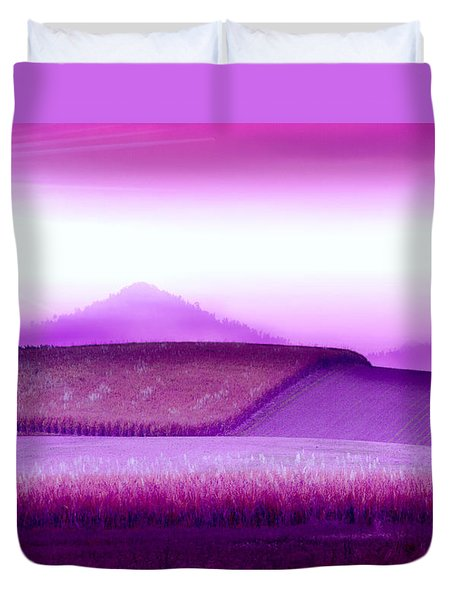 A Sweet Harvest Duvet Cover by Holly Kempe
