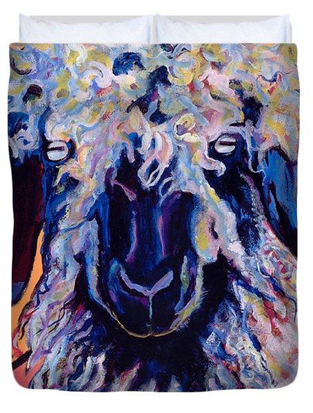 Adelita   Duvet Cover by Pat Saunders-White