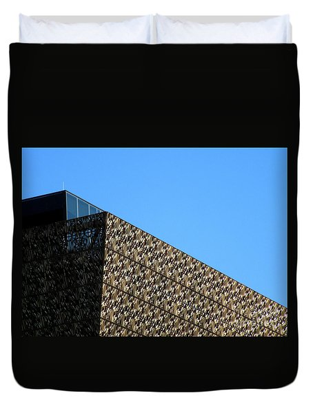 African American History And Culture 2 Duvet Cover by Randall Weidner
