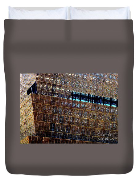 African American History And Culture 3 Duvet Cover by Randall Weidner