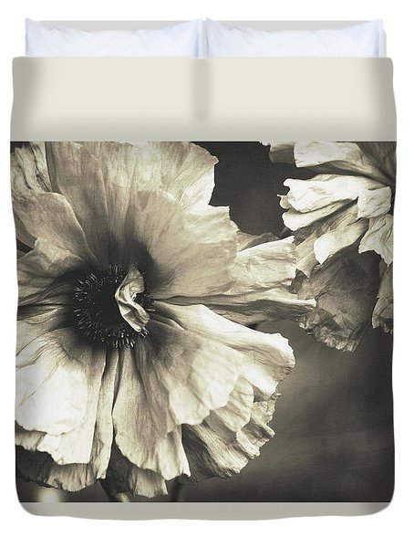 Age Of Change... Duvet Cover by  The Art Of Marilyn Ridoutt-Greene