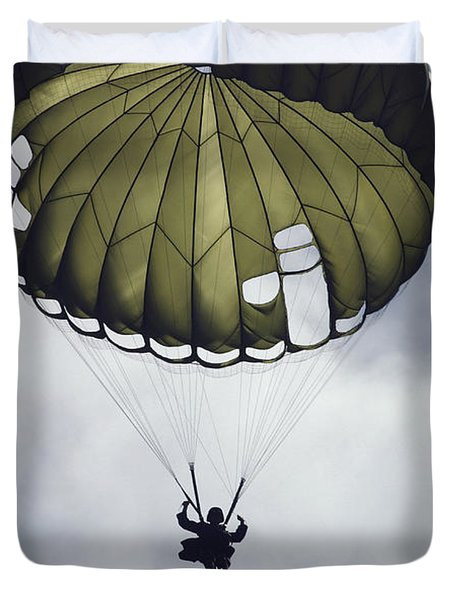 An Armed Forces Of The Philippines Duvet Cover by Stocktrek Images