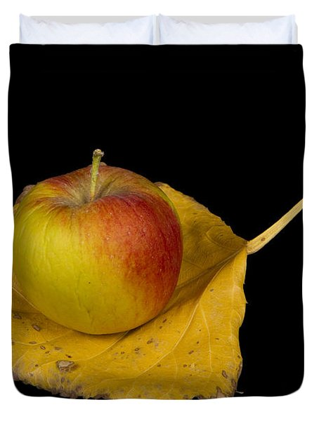Apple Harvest Autumn Leaf Duvet Cover by James BO  Insogna