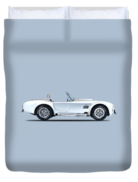 The Cobra Duvet Cover by Mark Rogan