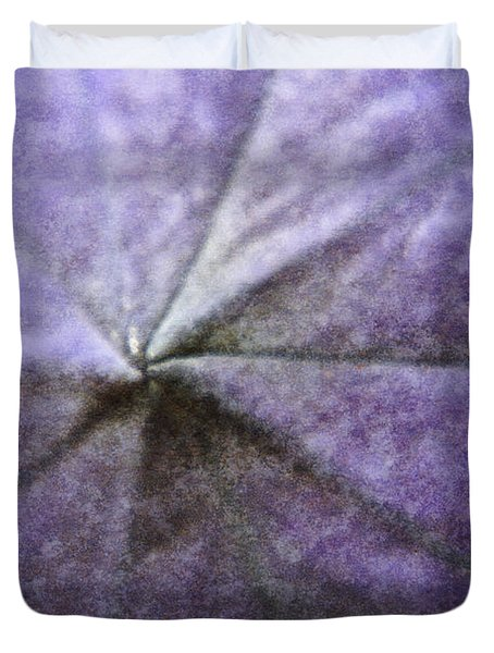 Balloon Flower Duvet Cover by Teresa Mucha