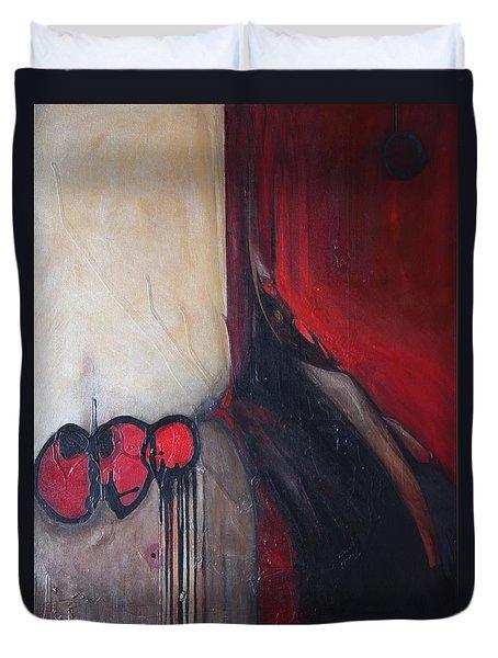 Ballz Duvet Cover by Marlene Burns