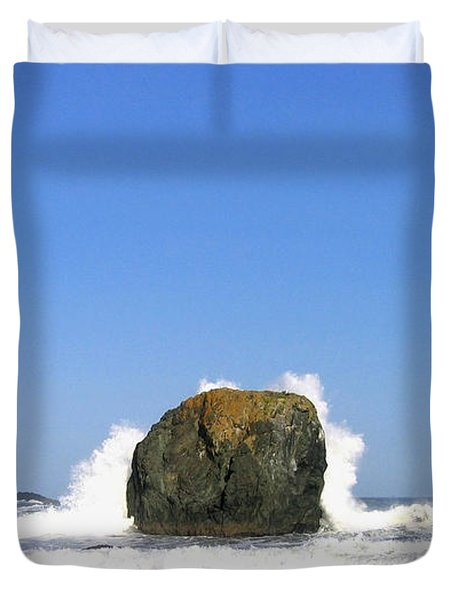 Bandon 14 Duvet Cover by Will Borden