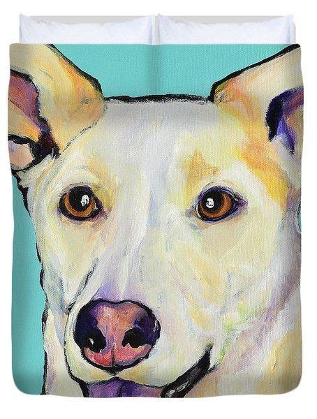 BELLA Duvet Cover by Pat Saunders-White