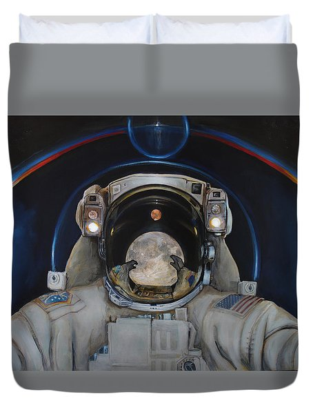 Beyond Duvet Cover by Simon Kregar