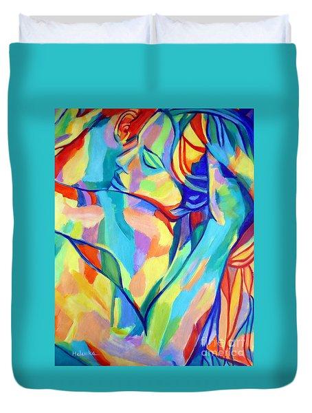Bliss Duvet Cover by Helena Wierzbicki