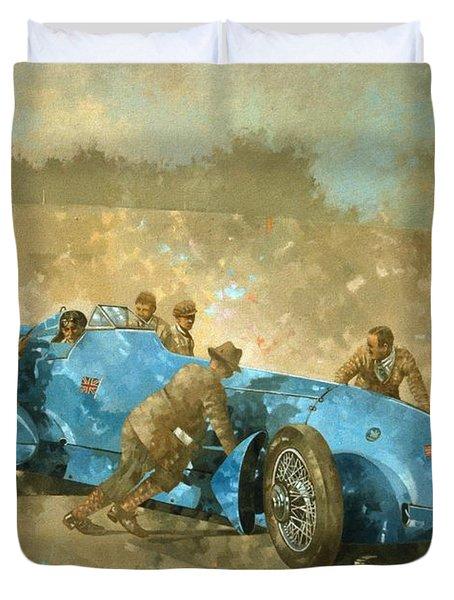 Bluebird Duvet Cover by Peter Miller