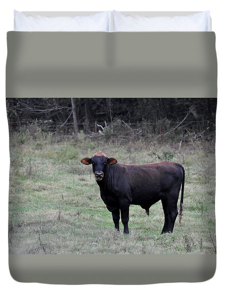 Brutus Duvet Cover by Jan Amiss Photography
