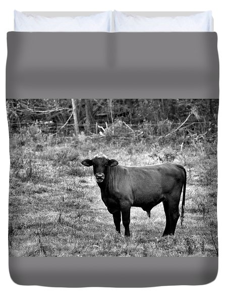 Brutus2 Duvet Cover by Jan Amiss Photography