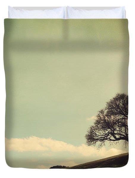 But I Still Need You Duvet Cover by Laurie Search