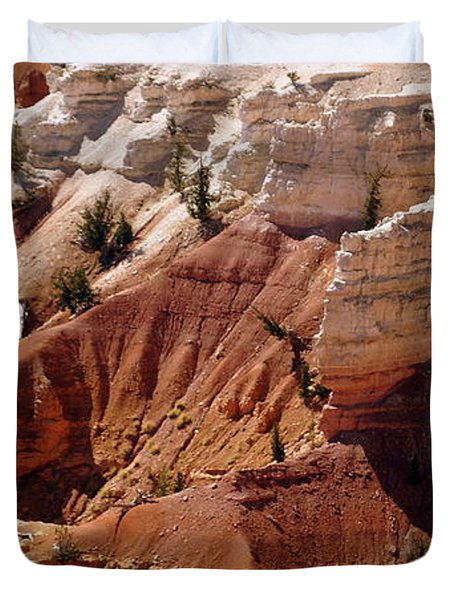 Cedar Breaks 5 Duvet Cover by Marty Koch
