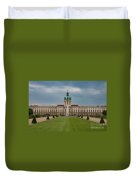 Charlottenburg Palace Duvet Cover by Stephen Smith