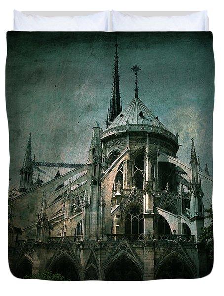 Citadel Duvet Cover by Andrew Paranavitana