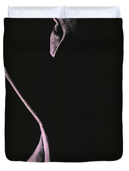 Coercion Duvet Cover by Richard Young