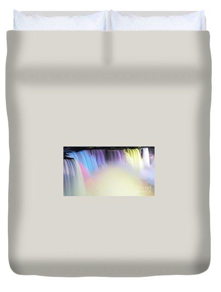 Colors Duvet Cover by Kathleen Struckle