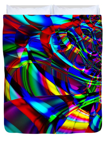Contradictions . S14.s15 Duvet Cover by Wingsdomain Art and Photography