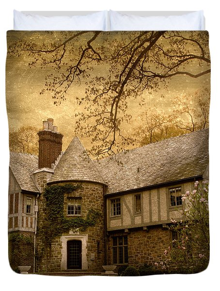 Country Estate Duvet Cover by Jessica Jenney