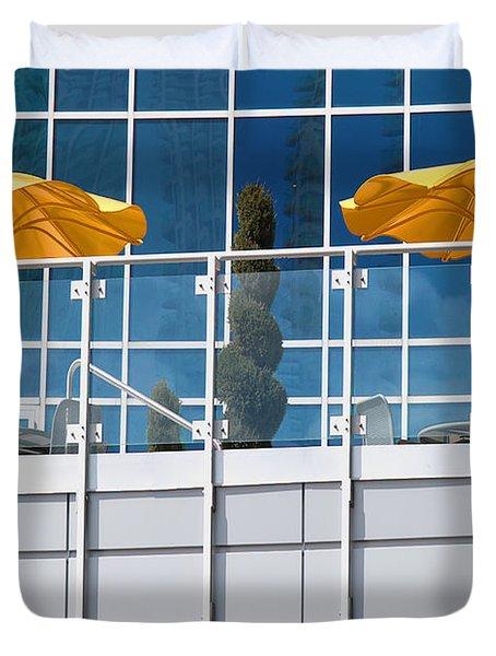 De Vormboom Duvet Cover by Paul Wear