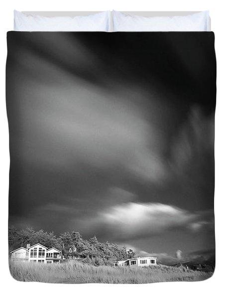 Destination Duvet Cover by William Lee