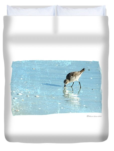 Dig In Duvet Cover by Marvin Spates