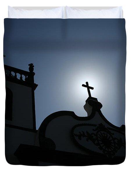 Divine Light Duvet Cover by Gaspar Avila