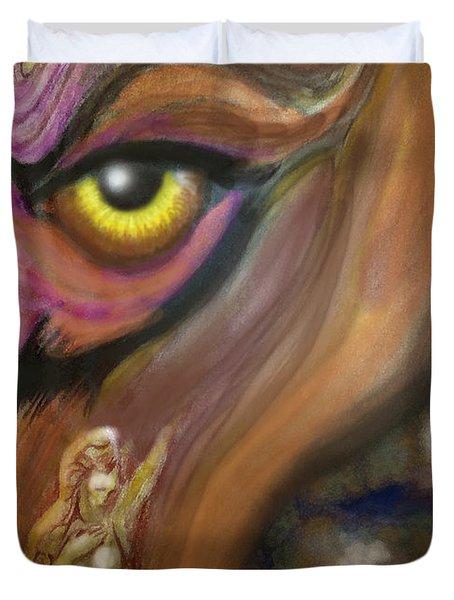 Dream Image 3 Duvet Cover by Kevin Middleton