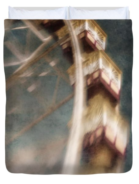Dreamscape Duvet Cover by Andrew Paranavitana