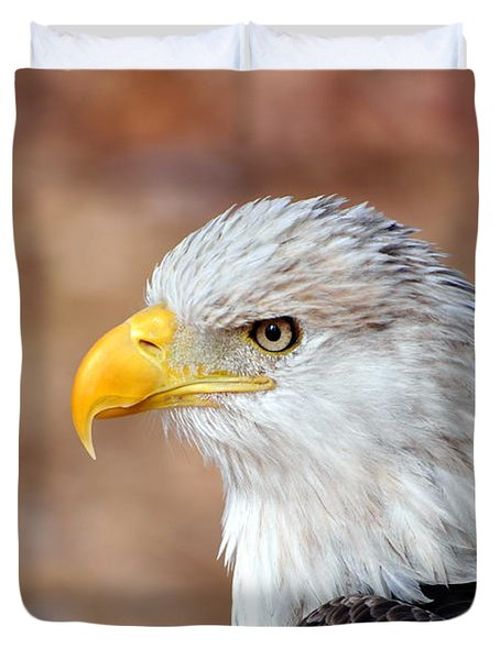 Eagle 10 Duvet Cover by Marty Koch