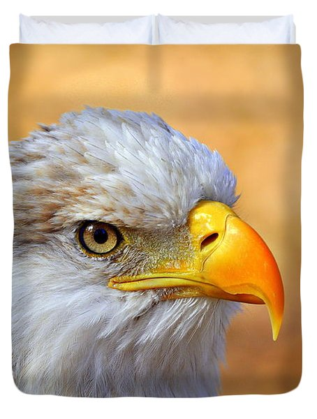 Eagle 7 Duvet Cover by Marty Koch