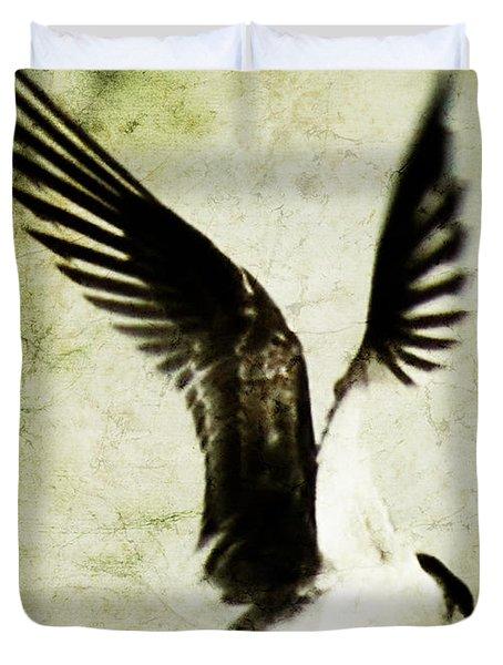 Emancipate Duvet Cover by Andrew Paranavitana