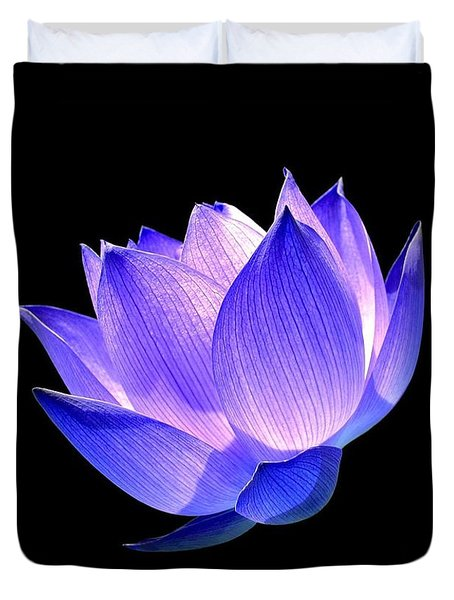 Enlightened Duvet Cover by Photodream Art