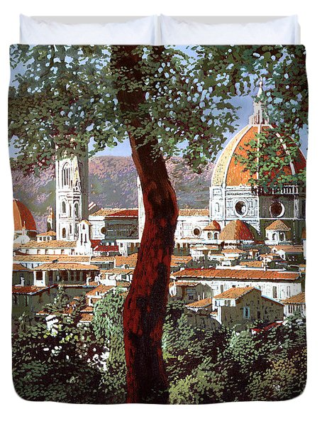 Firenze Duvet Cover by Guido Borelli