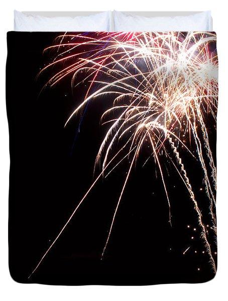 Fireworks 70 Duvet Cover by James BO  Insogna