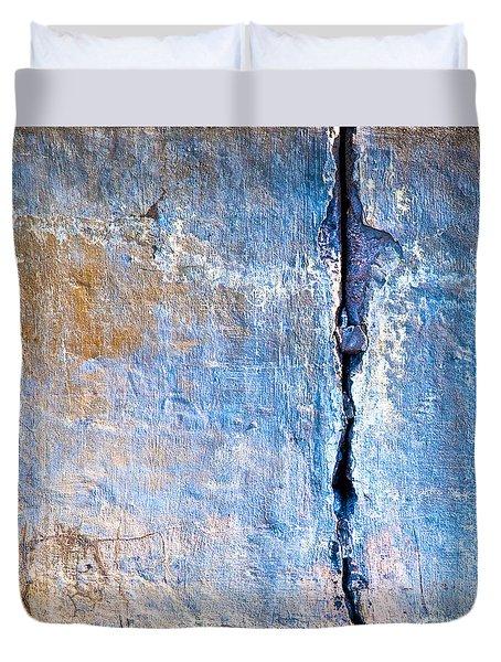 Foundation Five Duvet Cover by Bob Orsillo
