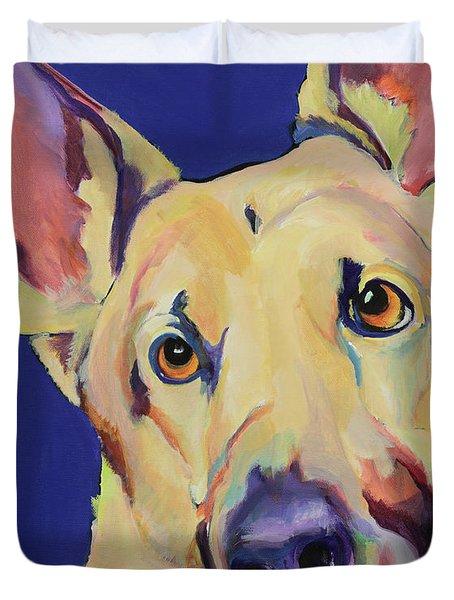 Freida Duvet Cover by Pat Saunders-White