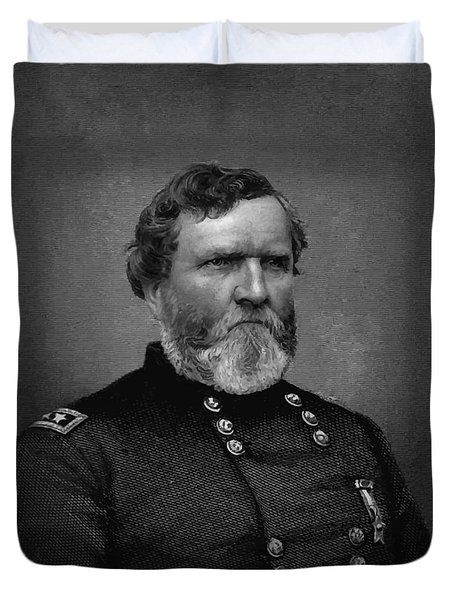 General Thomas Duvet Cover by War Is Hell Store